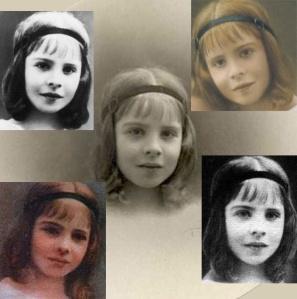 Anne Guigné (lifetime pictures)