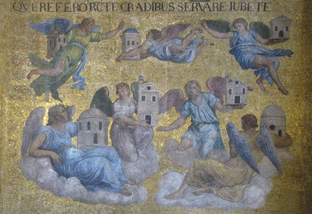 Mosaic from St Mark's Basilica