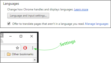 googletranslateandsettings