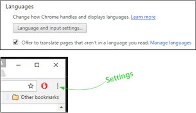 googletranslateandsettings